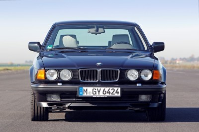 Celebrating the Evolution of the V12 BMW 7-series 25