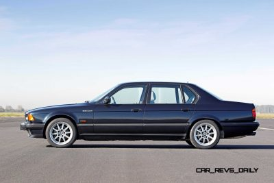Celebrating the Evolution of the V12 BMW 7-series 27