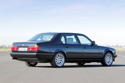 Celebrating the Evolution of the V12 BMW 7-series 28