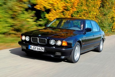 Celebrating the Evolution of the V12 BMW 7-series 35