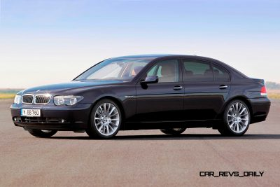 Celebrating the Evolution of the V12 BMW 7-series 49