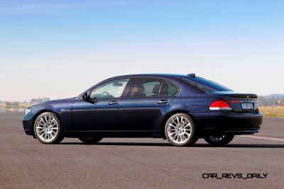 Celebrating the Evolution of the V12 BMW 7-series 51