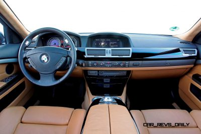 Celebrating the Evolution of the V12 BMW 7-series 52