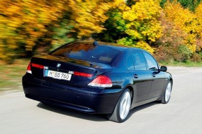 Celebrating the Evolution of the V12 BMW 7-series 56