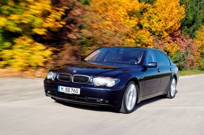 Celebrating the Evolution of the V12 BMW 7-series 57