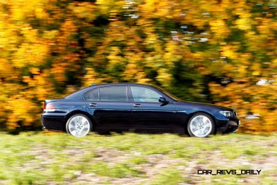 Celebrating the Evolution of the V12 BMW 7-series 58