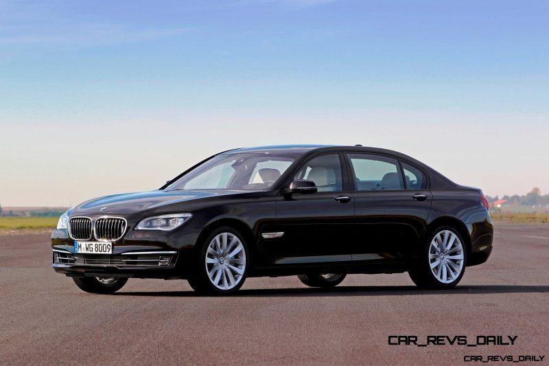 Celebrating the Evolution of the V12 BMW 7-series 60