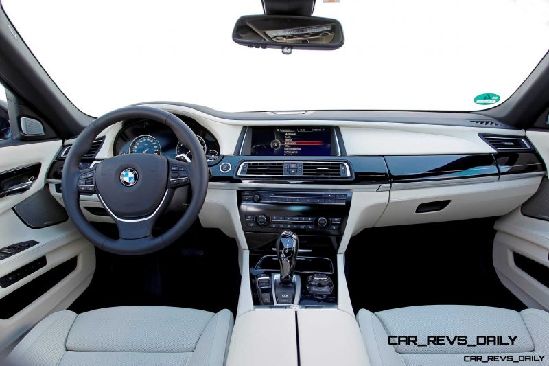 Celebrating the Evolution of the V12 BMW 7-series 63