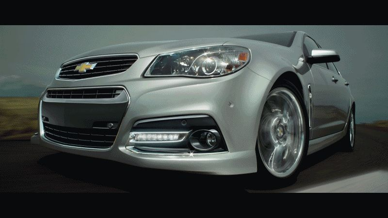 Previous Image. 2014 Chevy SS ...