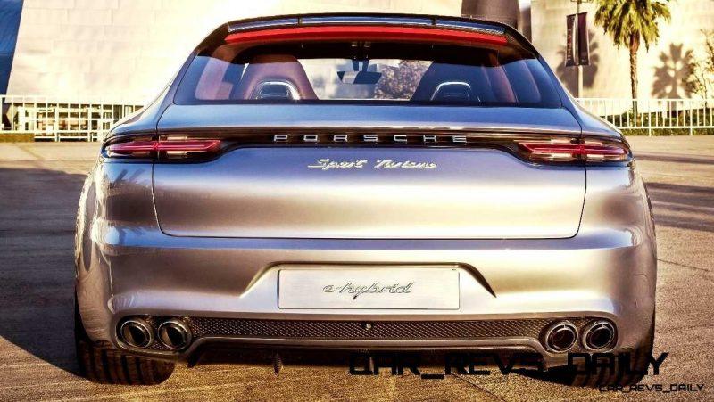 Concept Debrief - Porsche Panamera Sport Turismo 11