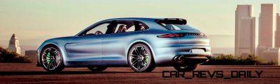 Concept Debrief - Porsche Panamera Sport Turismo 12