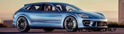 Concept Debrief - Porsche Panamera Sport Turismo 13
