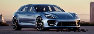 Concept Debrief - Porsche Panamera Sport Turismo 14