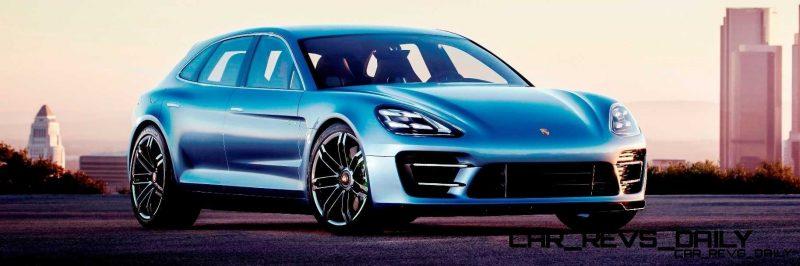 Concept Debrief - Porsche Panamera Sport Turismo 15