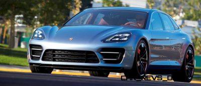 Concept Debrief - Porsche Panamera Sport Turismo 20
