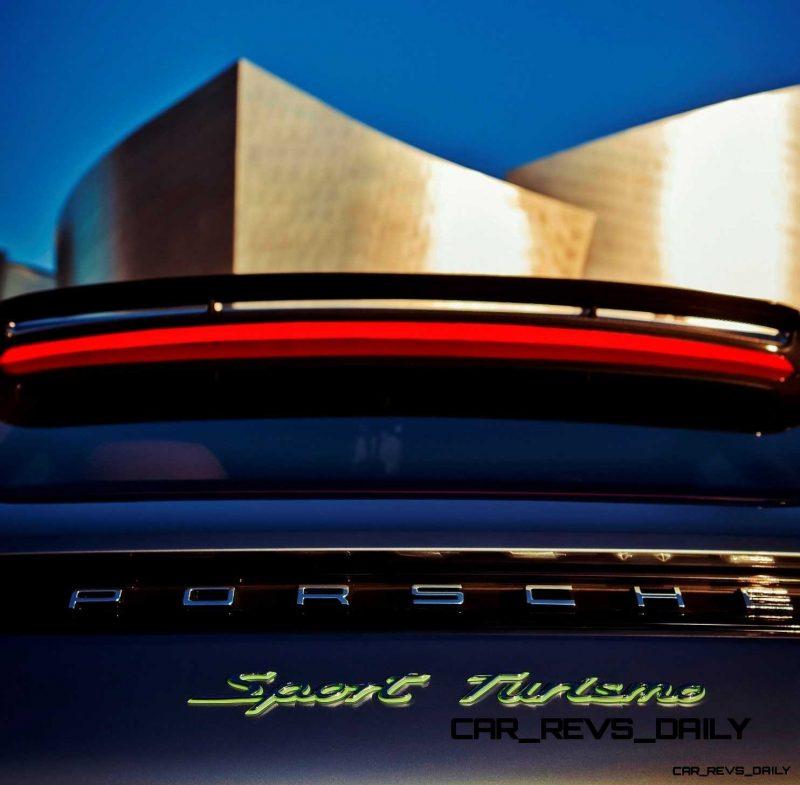 Concept Debrief - Porsche Panamera Sport Turismo 22