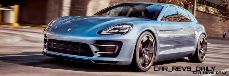 Concept Debrief - Porsche Panamera Sport Turismo 29