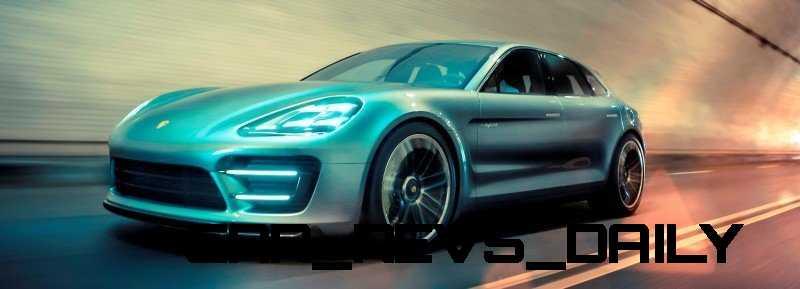 Concept Debrief - Porsche Panamera Sport Turismo 3