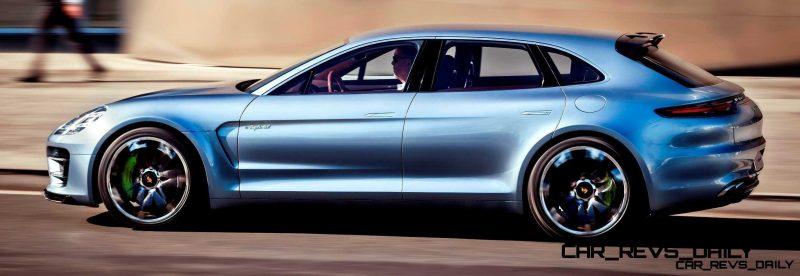 Concept Debrief - Porsche Panamera Sport Turismo 4