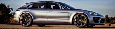 Concept Debrief - Porsche Panamera Sport Turismo 7