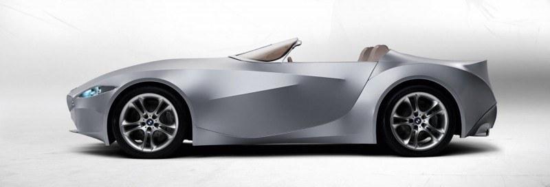 Concept Flashback 2006 BMW Concept GINA 10