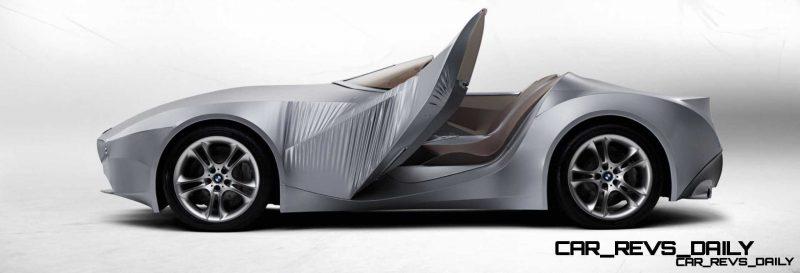 Concept Flashback 2006 BMW Concept GINA 11