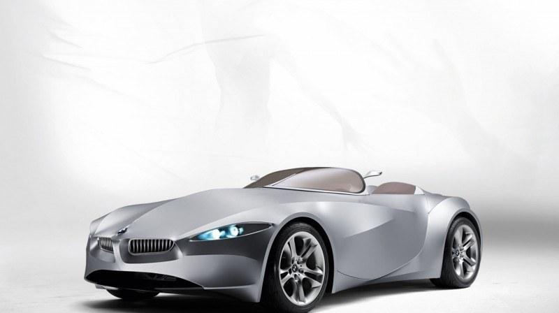 Concept Flashback 2006 BMW Concept GINA 1