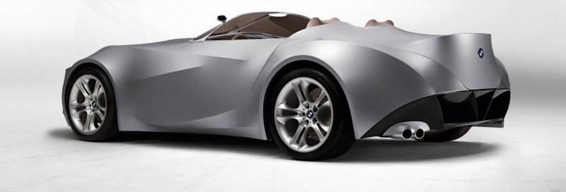 Concept Flashback 2006 BMW Concept GINA 12