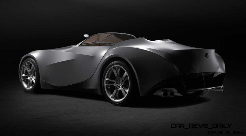 Concept Flashback 2006 BMW Concept GINA 16