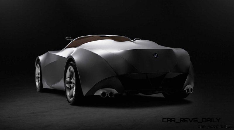 Concept Flashback 2006 BMW Concept GINA 17
