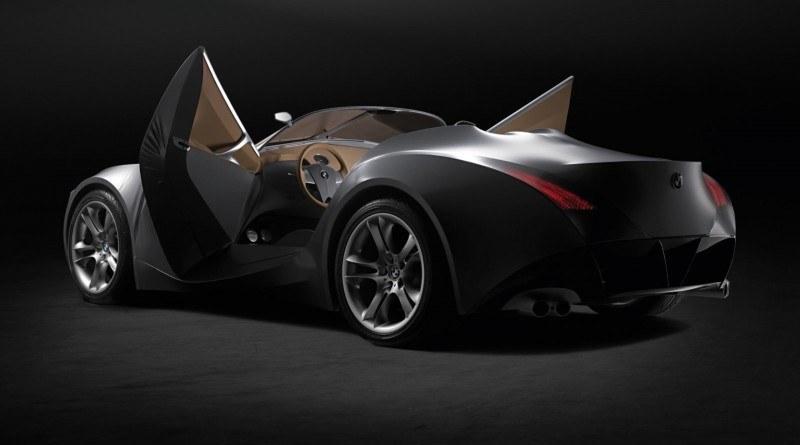 Concept Flashback 2006 BMW Concept GINA 18