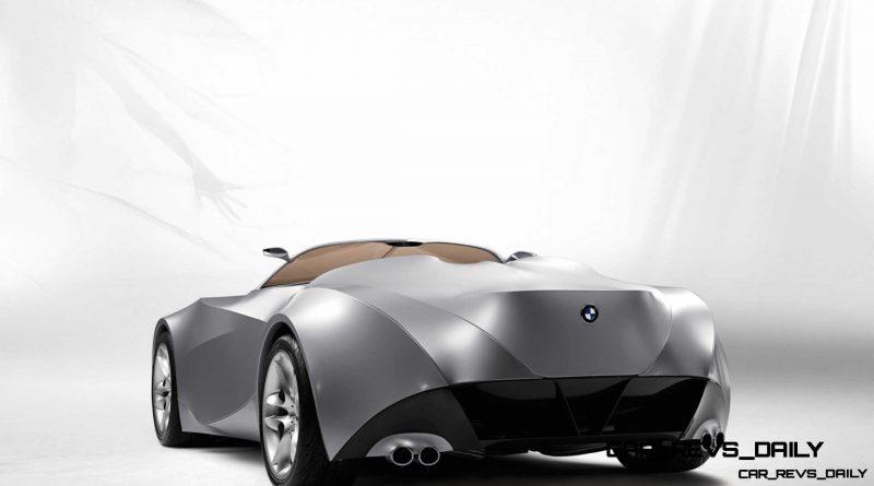 Concept Flashback 2006 BMW Concept GINA 19