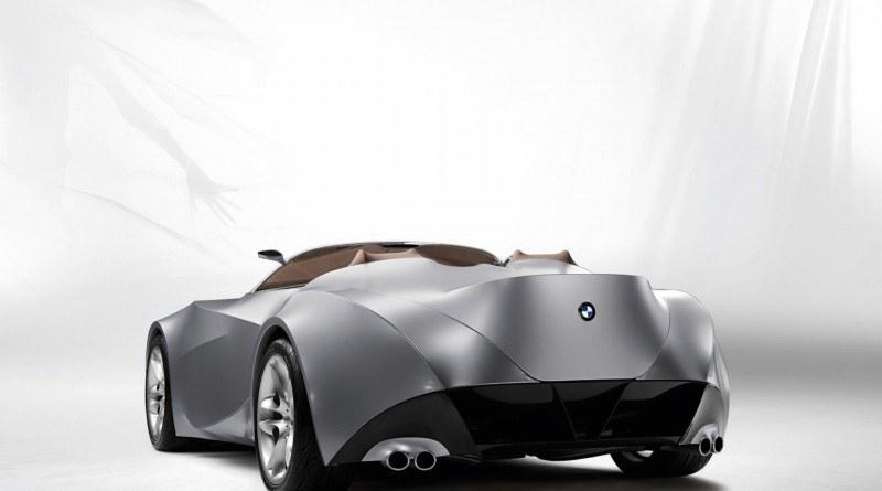 Concept Flashback 2006 BMW Concept GINA 20