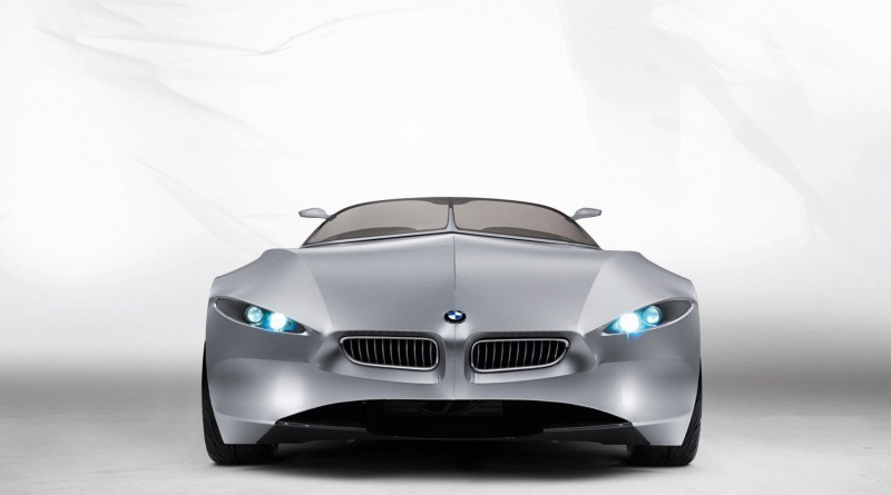 Concept Flashback 2006 BMW Concept GINA 21