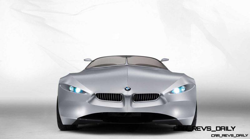 Concept Flashback 2006 BMW Concept GINA 22