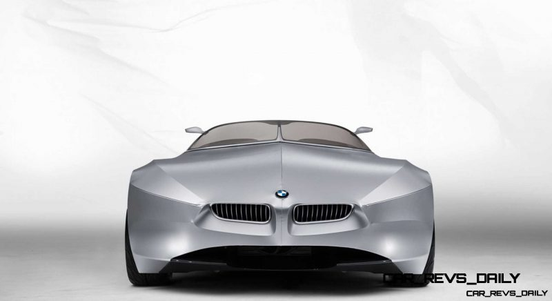 Concept Flashback 2006 BMW Concept GINA 24