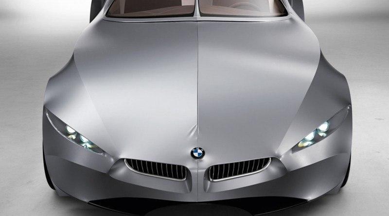 Concept Flashback 2006 BMW Concept GINA 26