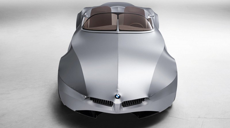 Concept Flashback 2006 BMW Concept GINA 30