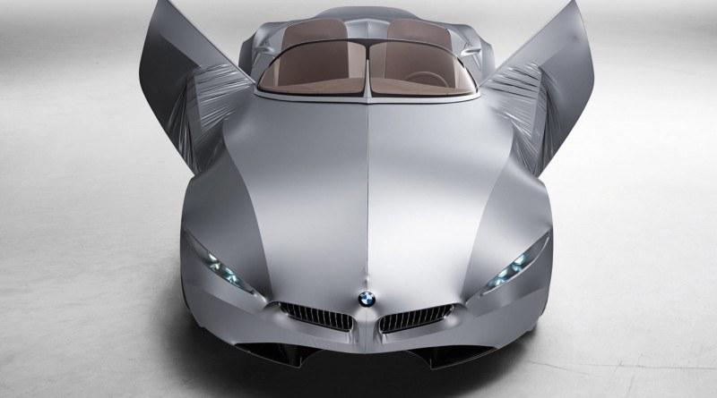Concept Flashback 2006 BMW Concept GINA 32