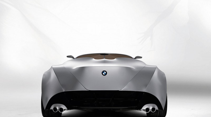 Concept Flashback 2006 BMW Concept GINA 33