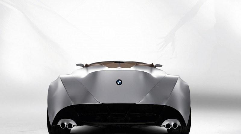 Concept Flashback 2006 BMW Concept GINA 34