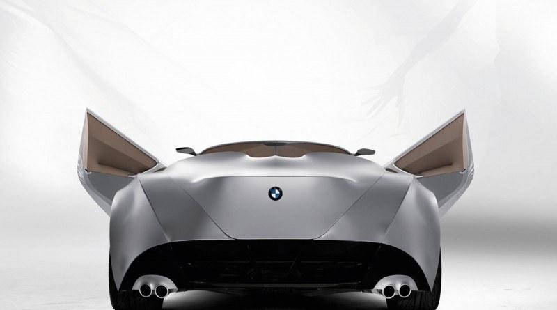 Concept Flashback 2006 BMW Concept GINA 35