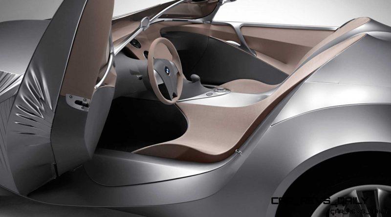 Concept Flashback 2006 BMW Concept GINA 36