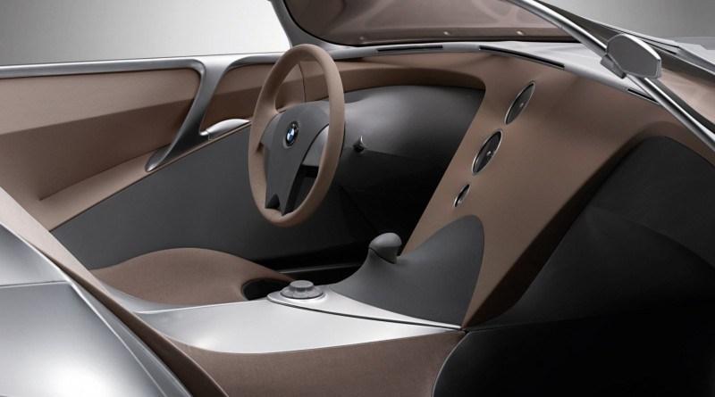 Concept Flashback 2006 BMW Concept GINA 37