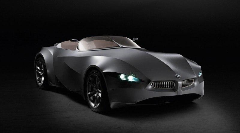 Concept Flashback 2006 BMW Concept GINA 4