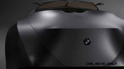 Concept Flashback 2006 BMW Concept GINA 43