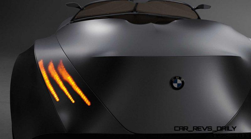 Concept Flashback 2006 BMW Concept GINA 44