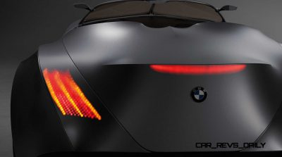 Concept Flashback 2006 BMW Concept GINA 45