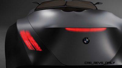 Concept Flashback 2006 BMW Concept GINA 46