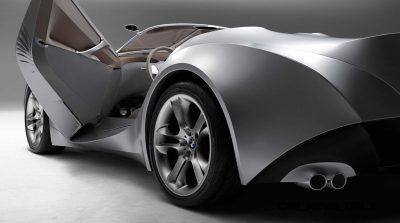 Concept Flashback 2006 BMW Concept GINA 47